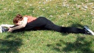 AUMENTAR MUCHO LA FLEXIBILIDAD EN LAS PIERNAS Y CADERAS- Stretching for flexibility