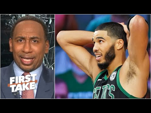 Stephen A.'s thoughts on Heat vs. Celtics Game 1: Jayson Tatum needs to finish! | First Take