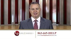 Personal Injury From Auto Accident Highlands FL | http://www.YourHighlandsLawyers.com