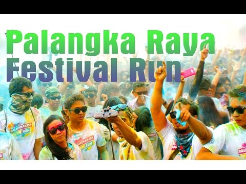Palangkaraya Festival Run 2015 (AfterMovie) | Palangkaraya Color Run