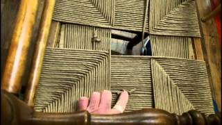 How To Weave A Seat In A Rush Chair