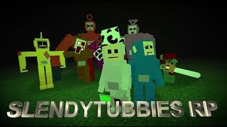 SLENDYTUBBIES ROLEPLAY NUEVOS TELETUBBIES ROBLOX