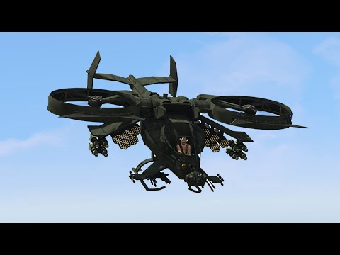 BEST AIR VEHICLE MOD EVER!? (GTA 5 Mods)