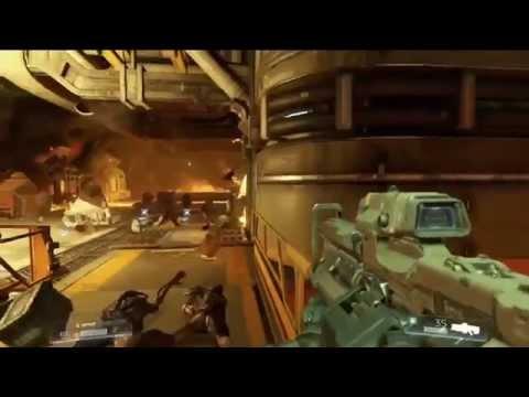 DOOM | ГЕЙМПЛЕЙ | E3 2015