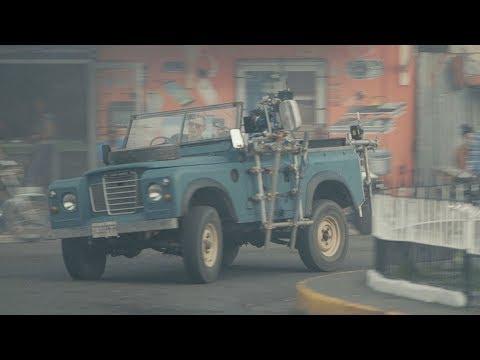 On set with Bond 25: Jamaica