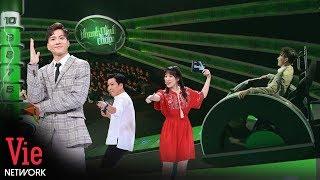 ST Suýt 'Lên Đỉnh' Nhanh Như Chớp Cùng Ninh Dương Lan Ngọc và Thùy Anh l VieTalents Official