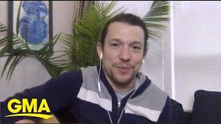 Miguel Cervantes talks bringing 'Hamilton' into homes l GMA