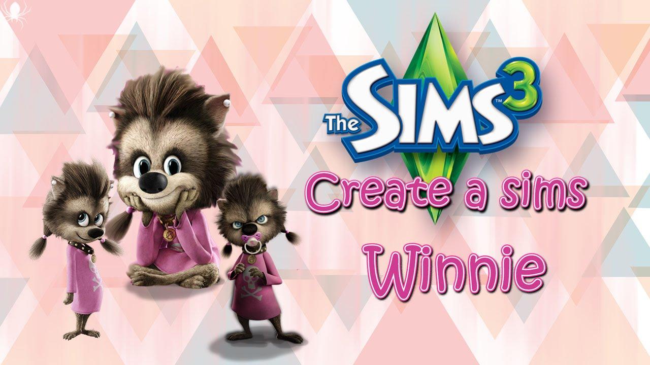 The Sims 3 Create A Winnie Hotel Transylvania 2