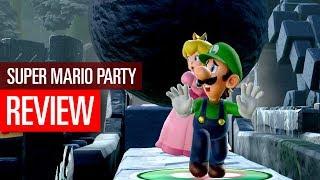 Super Mario Party REVIEW | Switch Klempner-Partyspaß im Test
