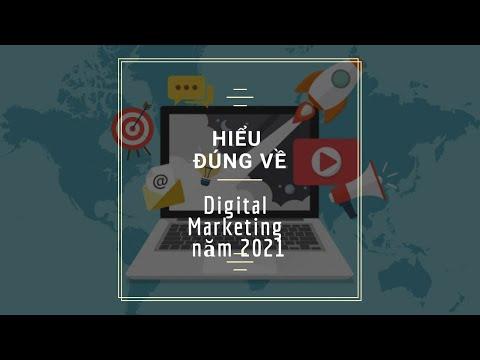 Digital Marketing là gì Hiểu đúng và đủ công việc của Digital Marketing trong năm 2021