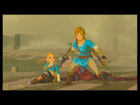 Link, He come to town (BOTW EDITION)