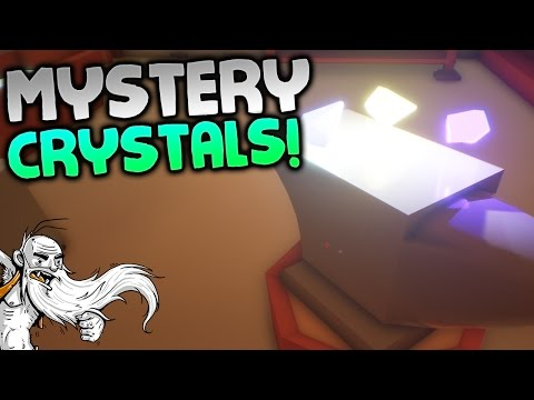 "My Little Blacksmith Shop Gameplay - ""MYSTERY CRYSTALS AND GIANT ROBOTS!!!"" Walkthrough Let's Play"