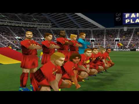 WE2020(Playstation 1) Hacked By Seadog Gameplay Video