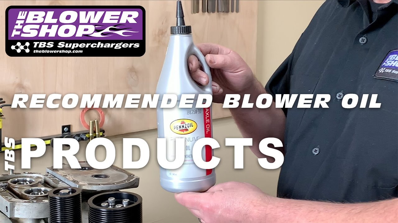 Synthetic Blower Oil (1 Quart) - The Blower Shop