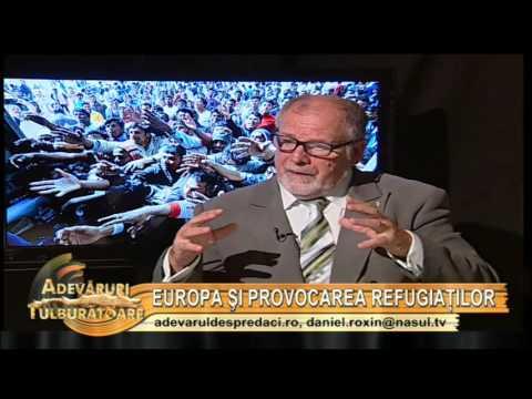 Europa si provocarea refugiatilor cu General (rez.) Mircea Chelaru