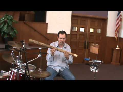 Download How to play the rainstick, by Matthew Jackson