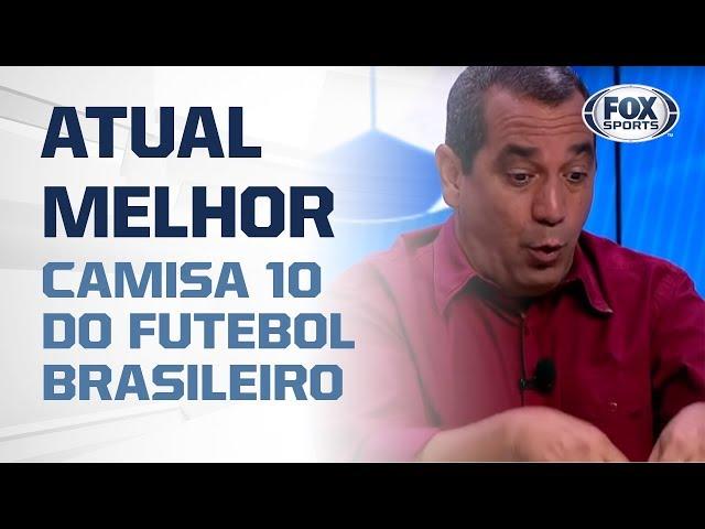 Qual o atual melhor camisa 10 do futebol brasileiro?