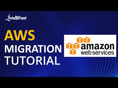 AWS Migration Tutorial | AWS Migration Tools
