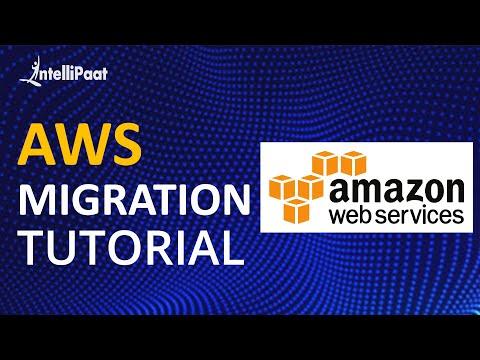 AWS Migration Tutorial | AWS Migration Tools