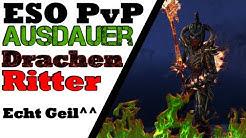 ESO   PvP Ausdauer Drachen Ritter [DK] Build   Harrowstorm