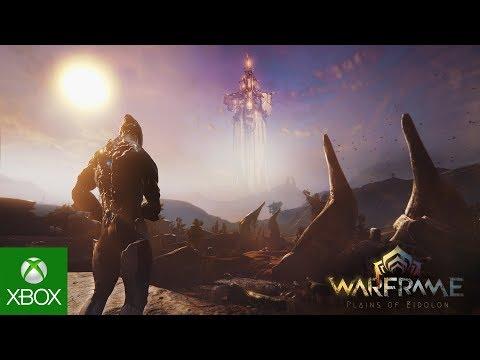 Warframe Plains of Eidolon Gameplay Reveal