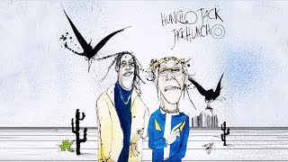 Travis Scott Quavo Motorcycle Patches Huncho Jack Jack Huncho