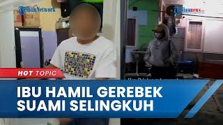 Download Viral Video Istri Sah yang Sedang Hamil Gerebek Suaminya Sedang Selingkuh dengan Pramugari