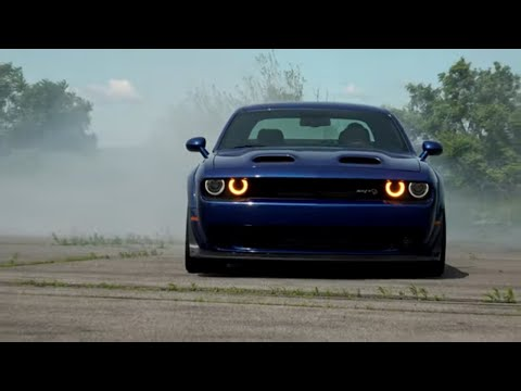 2019 Dodge Challenger Hellcat Redeye | Grab the Visine | TestDriveNow