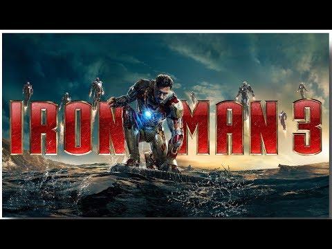 Iron Man 3  comics  2013
