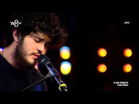 Emre Sertkaya   Yarim Derdini Ver Bana   O Ses Türkiye Yarı Final İlk Tur Performansı   YouTube