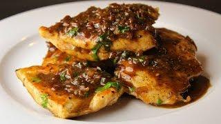 Chicken Marsala Recipe  Cucina Moderna