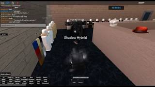 Roblox GLOBELORE(roleplay game) How to be a shadow hybrid