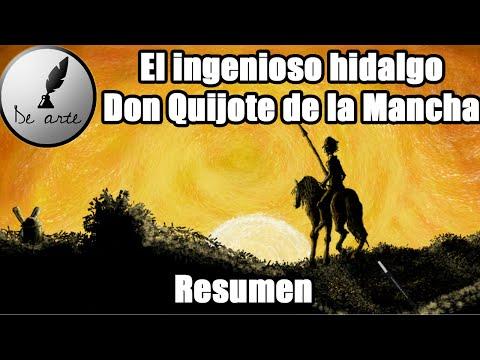 el-ingenioso-hidalgo-don-quijote-de-la-mancha---resumen