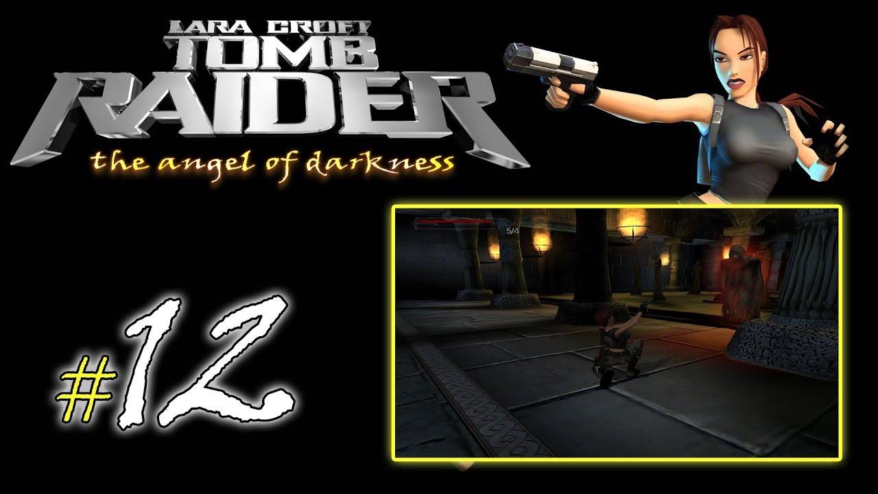 """Let's Play: Tomb Raider VI: AoD odc. 12 – """"Czerwony duch i światełko"""""""