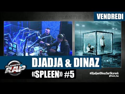 Youtube: Planète Rap – Djadja & Dinaz«Spleen» avec Fred Musa et beaucoup d'invités! #Vendredi