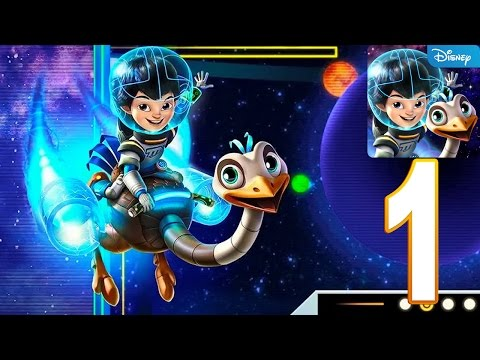 Miles from Tomorrowland - Gameplay Walkthrough Part 1(iOS, Android)