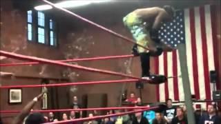 Worst Wrestling Botch Ever