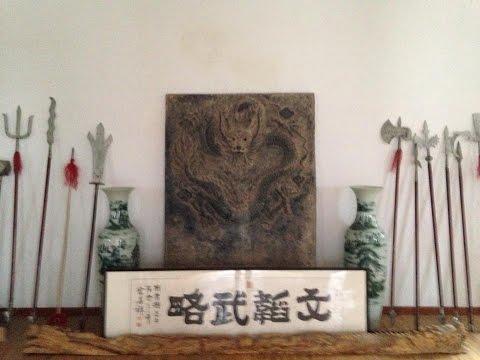 Martial Arts School // Asia 2014