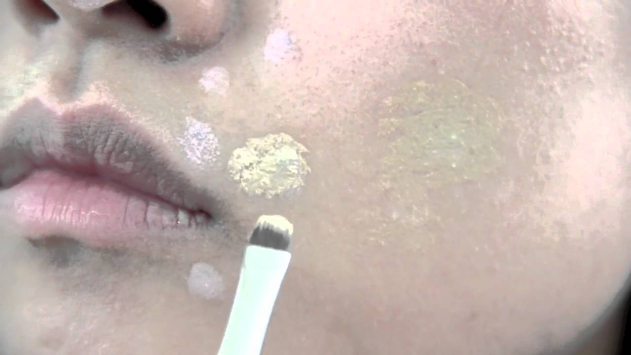How To Conceal Moles Youtube