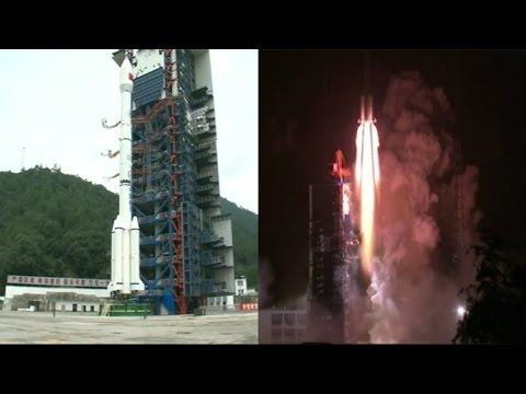 Tiantong-01 - China's First Mobile Telecom Satellite (天通一号01星)