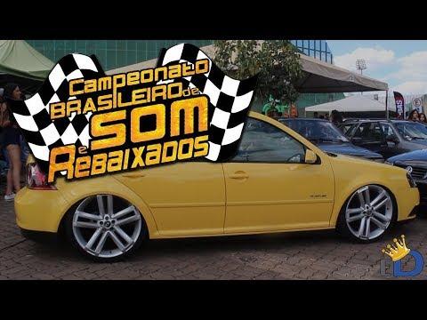 CAMPEONATO BRASILEIRO DE SOM E REBAIXADOS - GAMA/DF - EstiloDUB