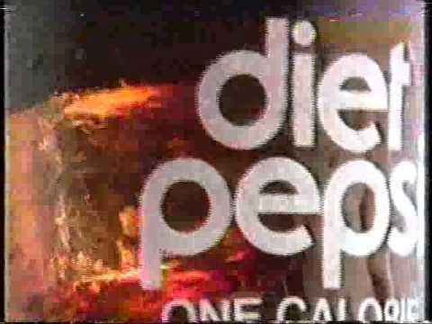 Diet Pepsi 1982 Commercial