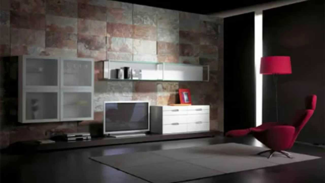 Decoracion Pintura Salones Diseño Y Pintura (decoracion Casas) Hd+hq - Youtube