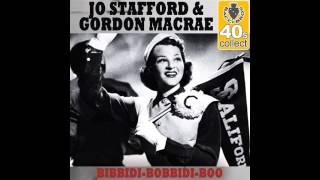 Jo Stafford & Gordon MacRae — Bibbidi Bobbidi Boo 1950