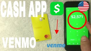 ✅  How To Instant Transfer Money From Cash App To Venmo