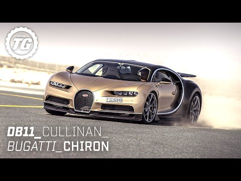 Chris Harris Drives… Best of Luxury: Aston Martin DB11, 261mph Bugatti Chiron, Cullinan | Top Gear