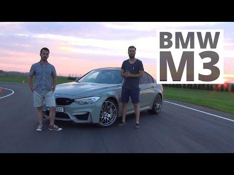 BMW M3 Competition 3.0 450 KM, 2016 - test AutoCentrum.pl #287