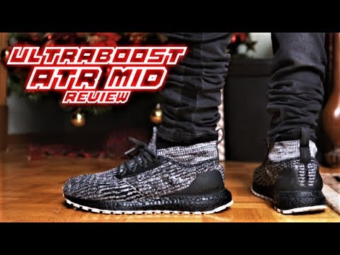 0d89fe1aa ADIDAS UltraBOOST ALL TERRAIN LTD REVIEW - YouTube