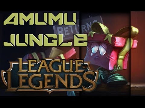league of legends ranked regifted amumu jungle nl