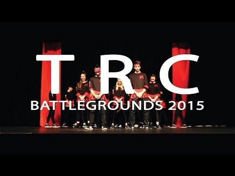 TEAM ROCKIT COMPANY | FRONT ROW | Battlegrounds Canberra 2015